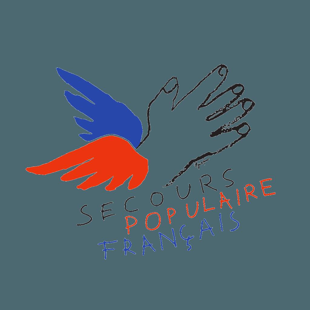 logo secours_populaire