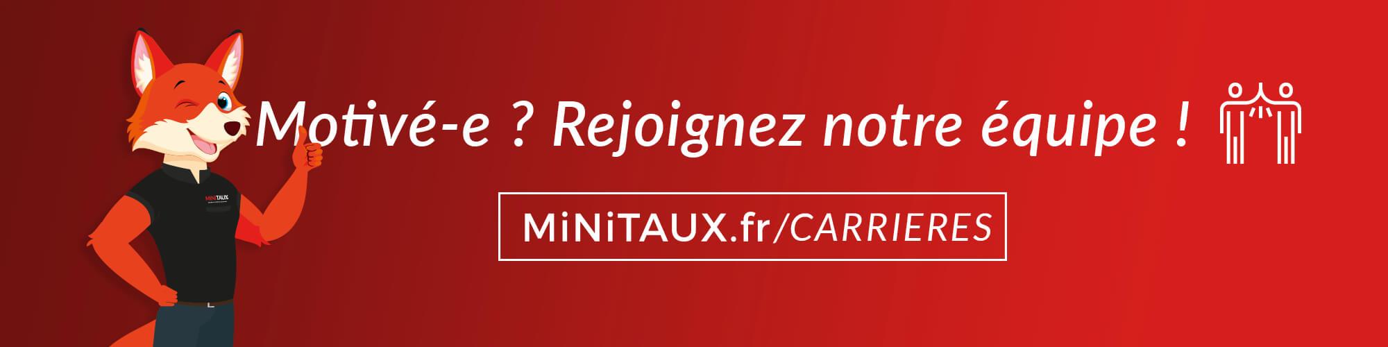 MINITAUX CARRIÈRES